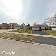 Street View of 343 AMBERWOOD Drive, Waterloo, Ontario