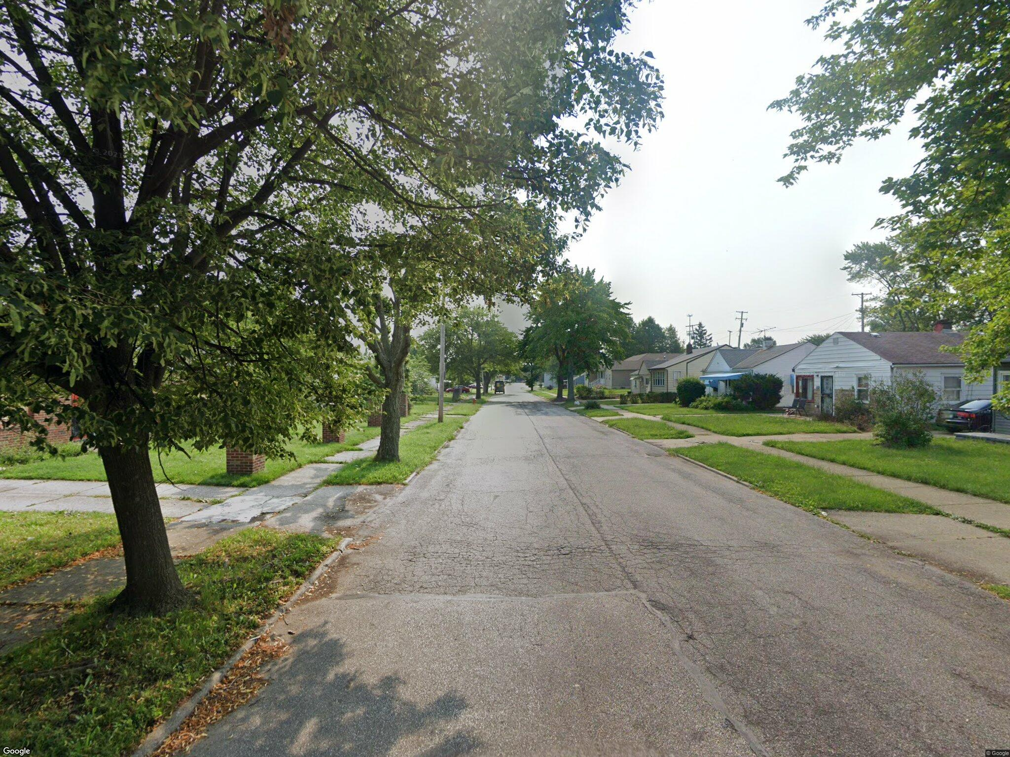 44135 Zip Code Map.Brookfield Ave Cleveland Oh 44135 Foreclosure Trulia