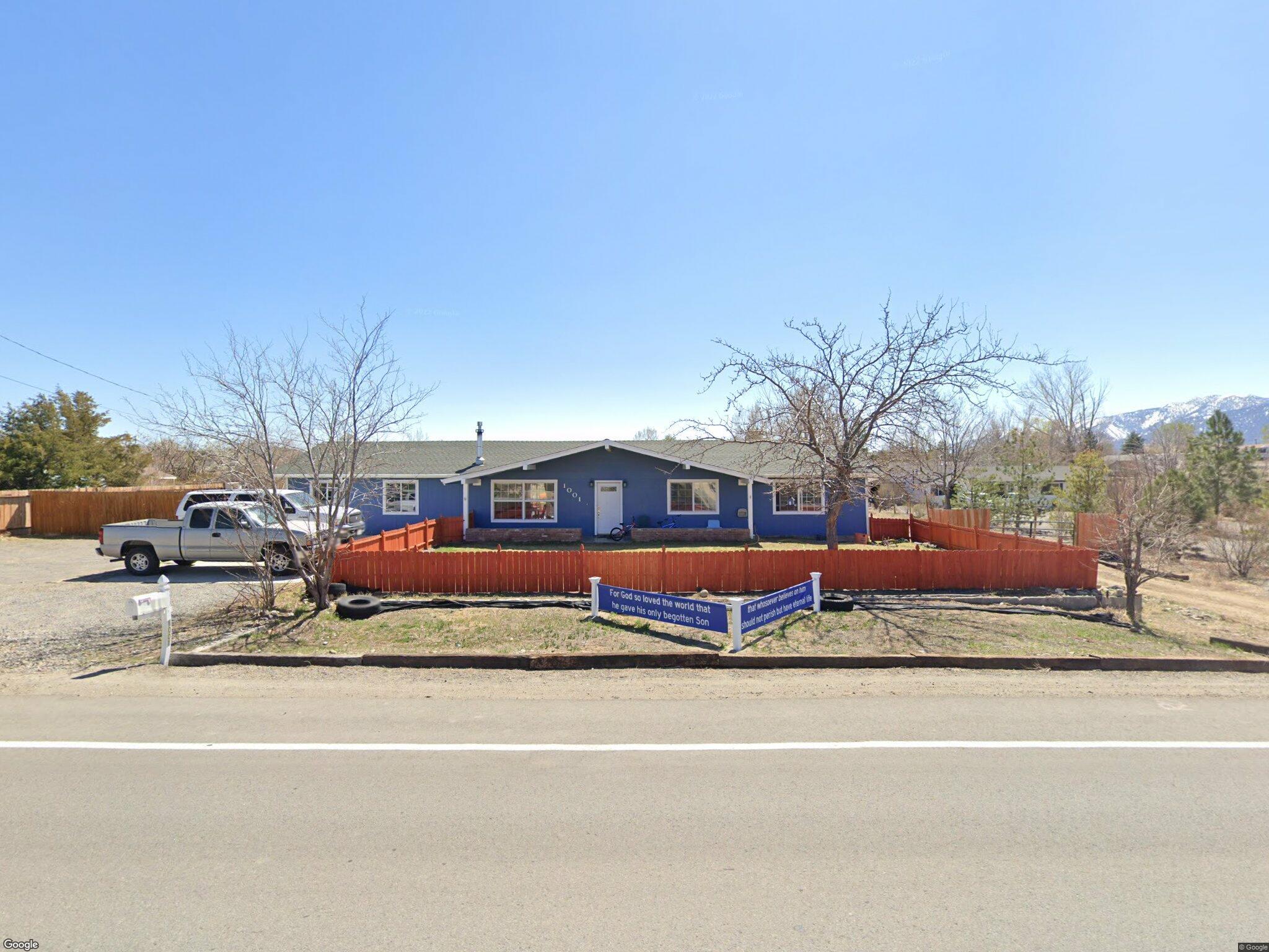 1001 Dresslerville Rd, Gardnerville, NV 89460 | Trulia