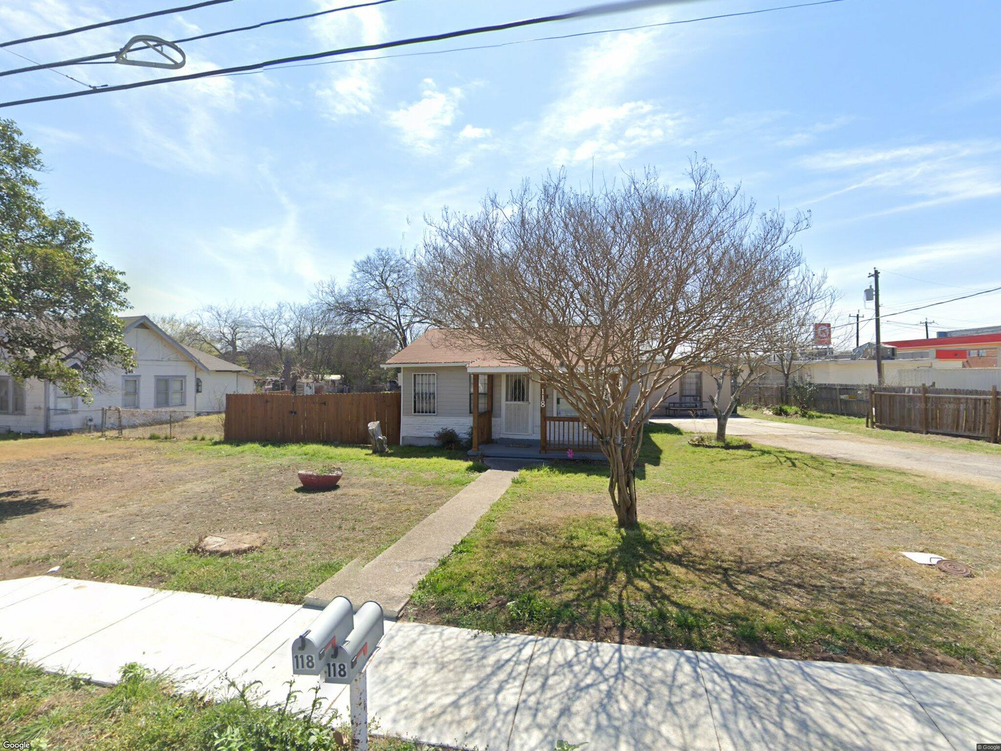 118 E Harding Blvd, San Antonio, TX 78214 | Trulia