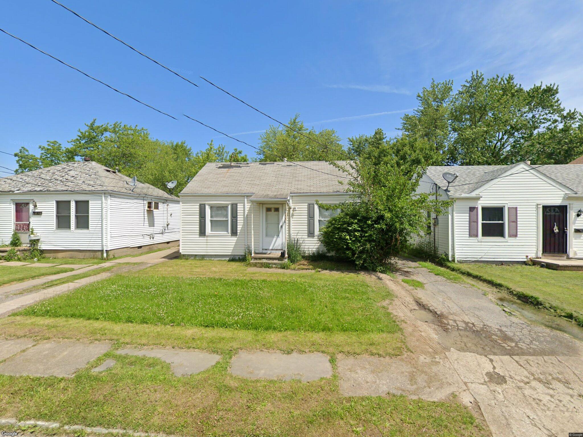 13530 Carrington Ave Cleveland Oh 44135 Foreclosure Trulia