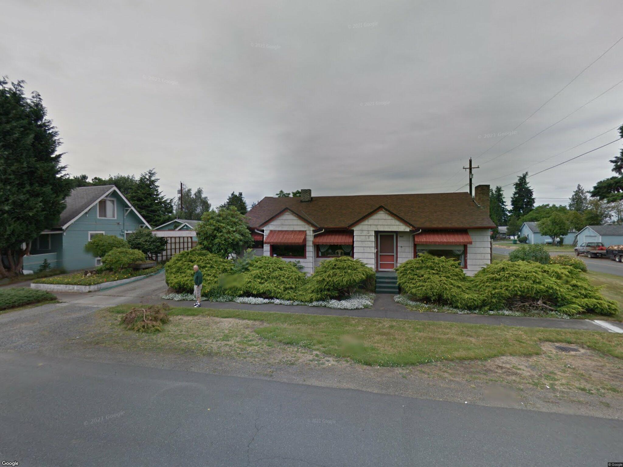 Marysville Wa Zip Code Map.1825 7th St Marysville Wa 98270 4 Bed 1 Bath Single Family
