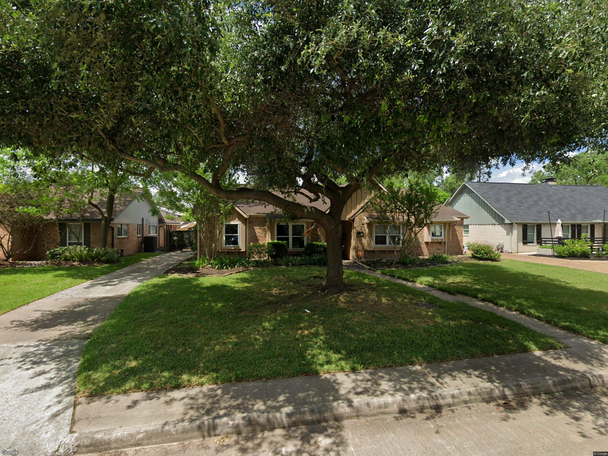 2322 Del Norte St, Houston, TX 77018 | Trulia