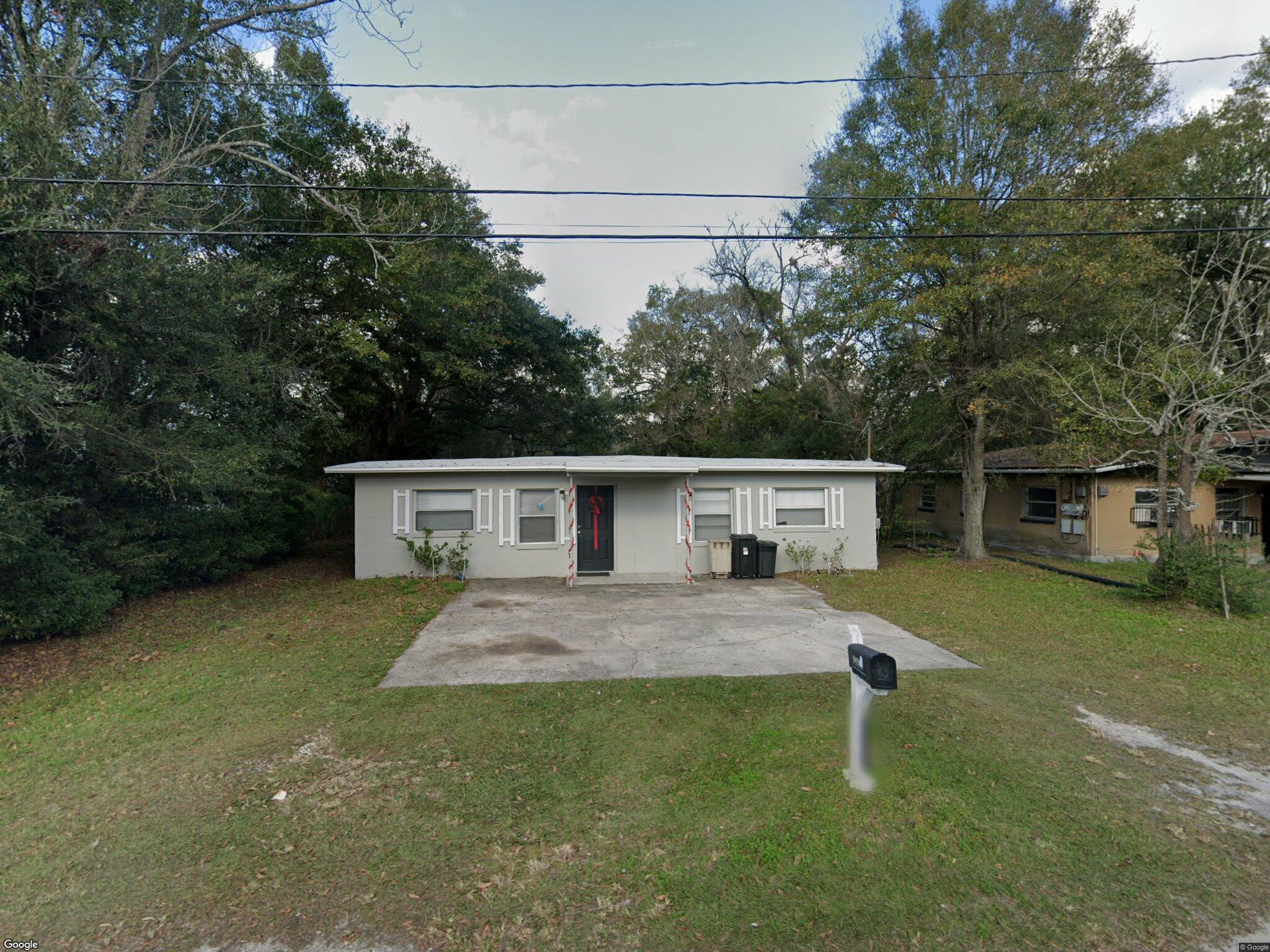 32254 Zip Code Map.2853 W 6th St Jacksonville Fl 32254 Foreclosure Trulia
