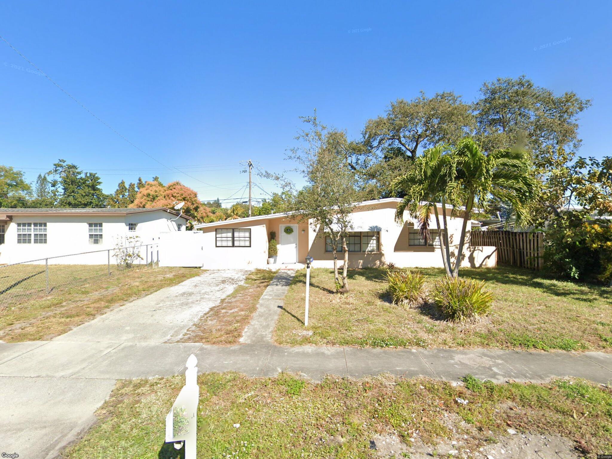 3531 Sw 40th St West Park Fl 33023 Foreclosure Trulia