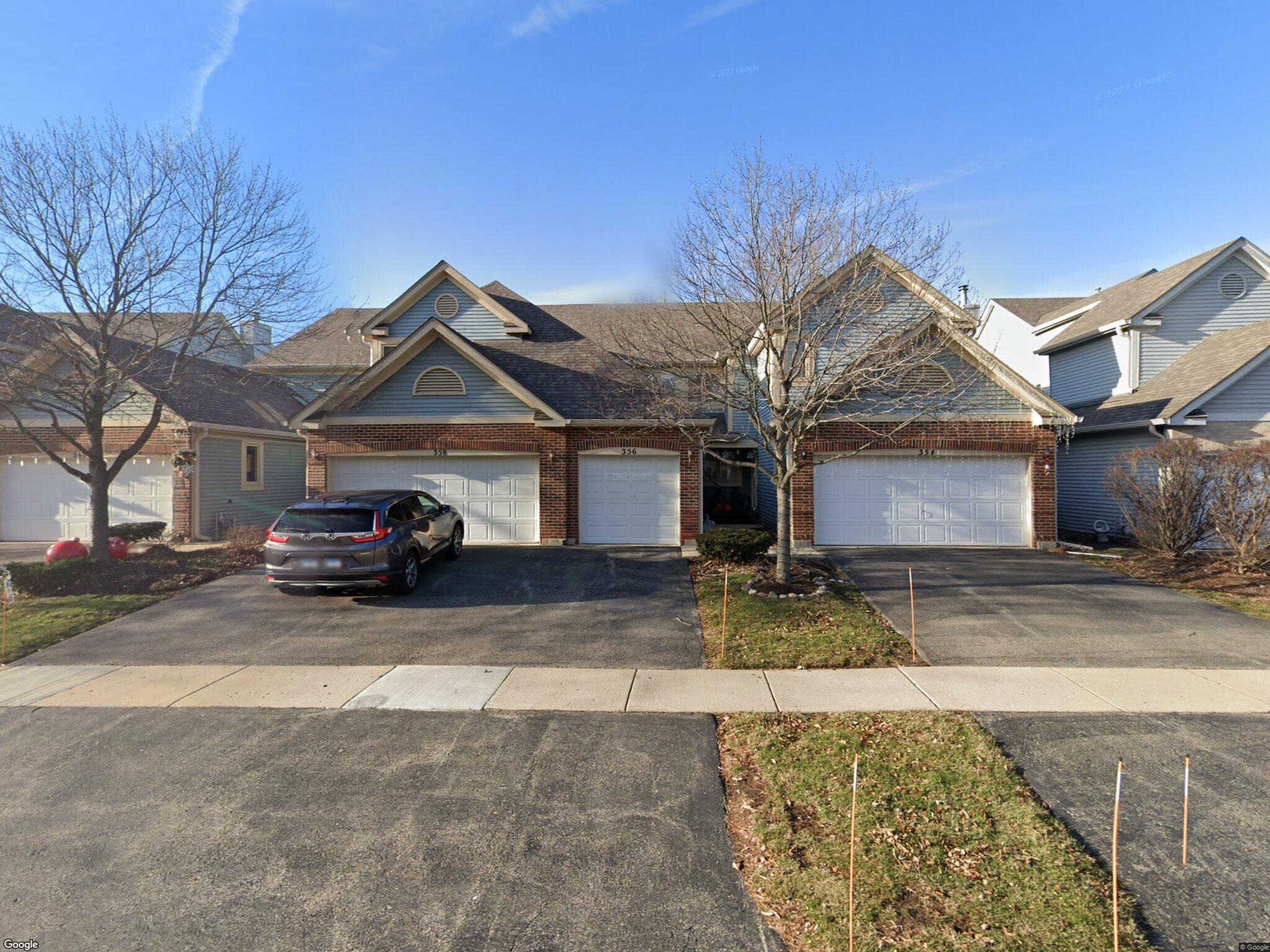 Bristol Illinois Map.356 Bristol Ln Fox River Grove Il 60021 2 Bed 3 Bath Townhouse