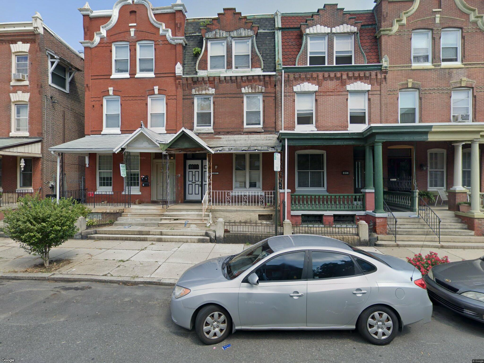 4017 Spring Garden St Philadelphia Pa 19104 Trulia Ultrasonic Parking Sonar By