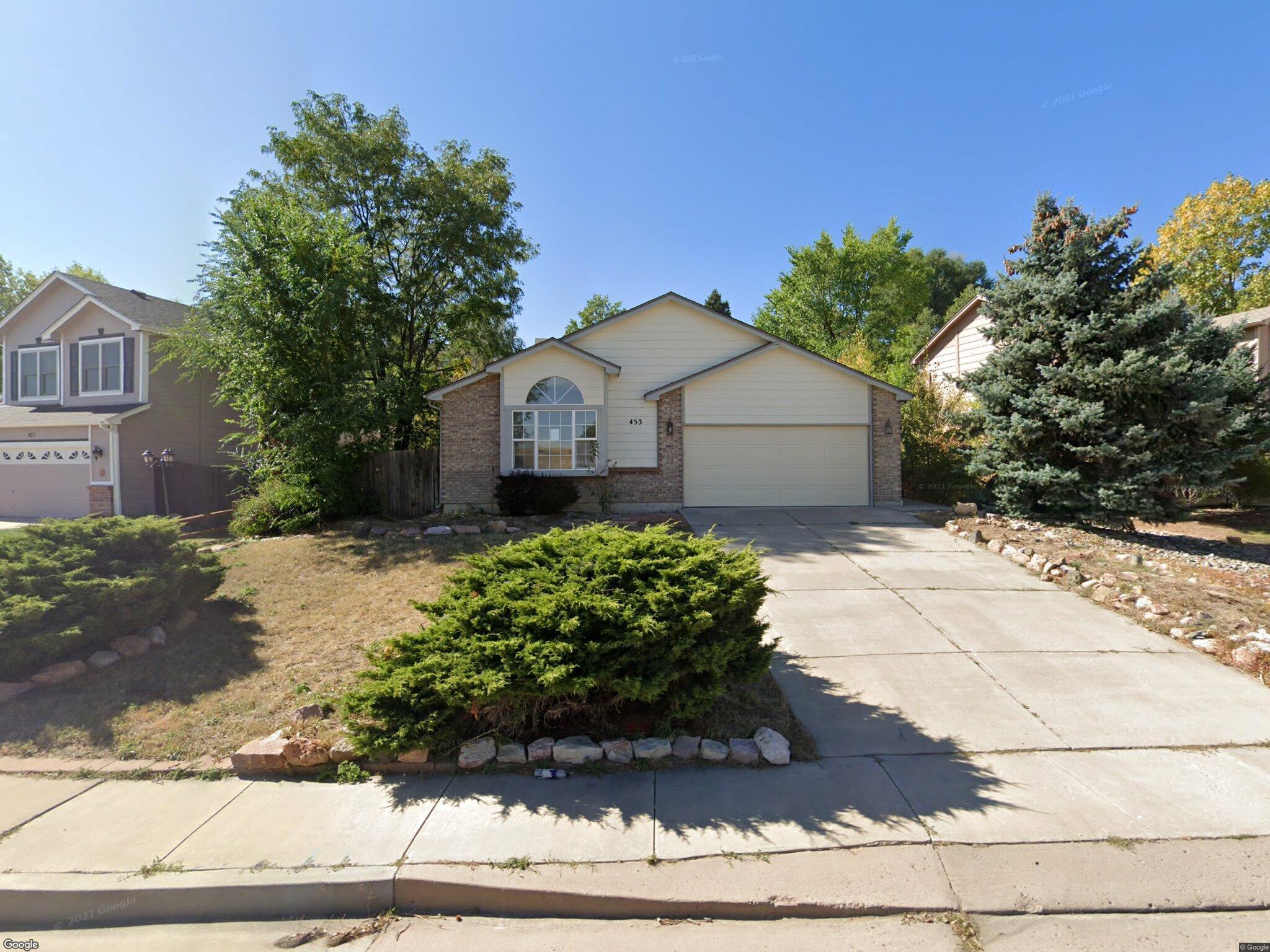 453 Kearney Ave Colorado Springs Co 80906 Foreclosure Trulia
