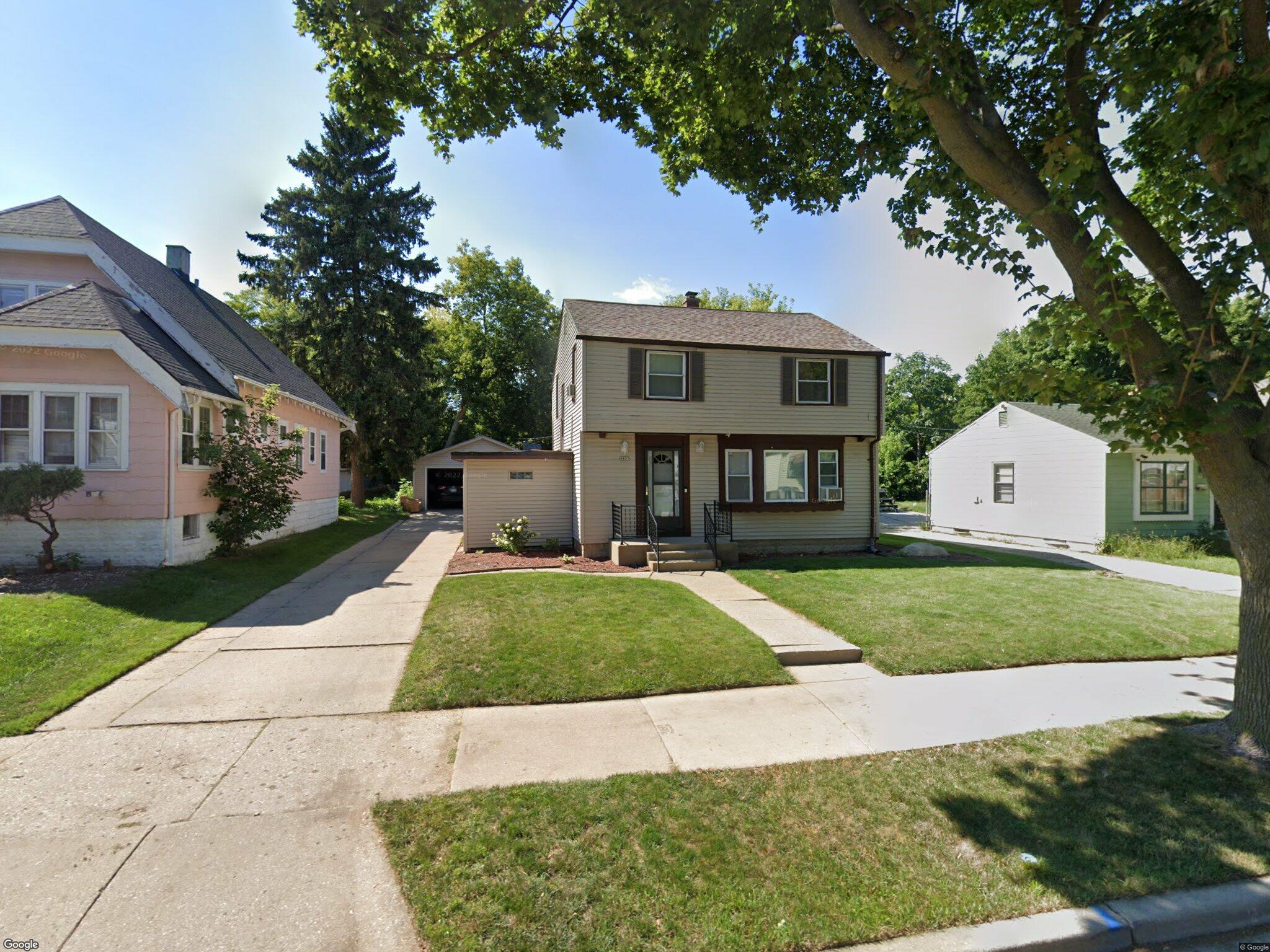 53209 Zip Code Map.4857 N 19th Pl Milwaukee Wi 53209 Foreclosure Trulia