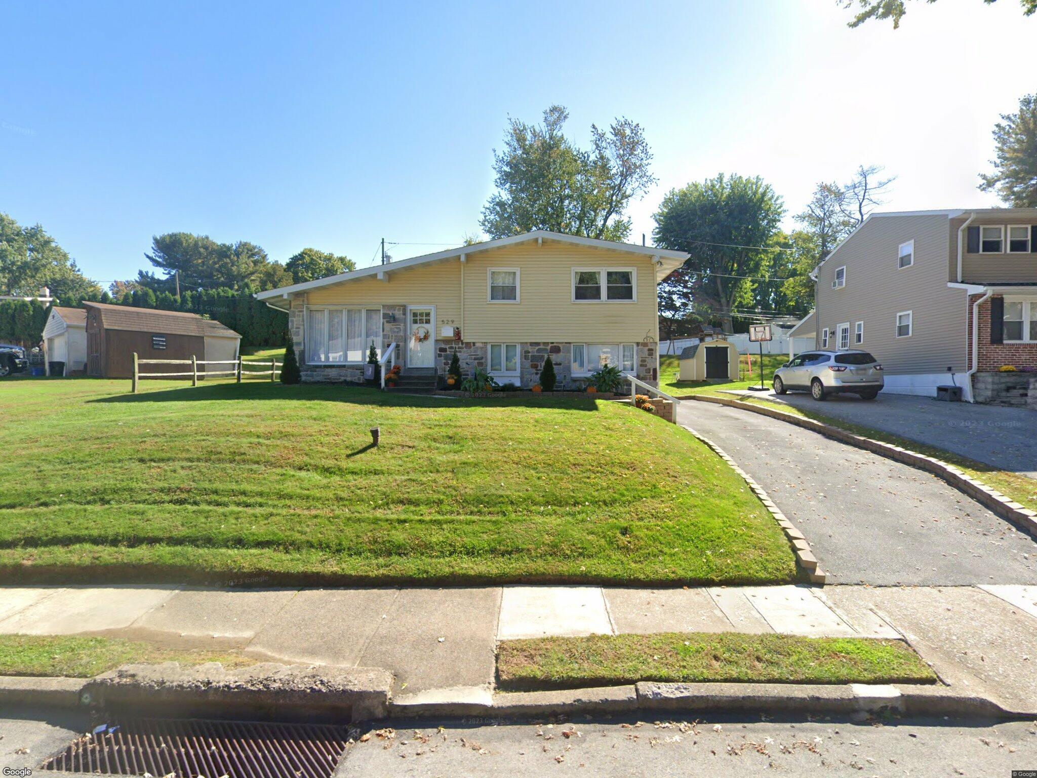 529 S Central Blvd Broomall Pa 19008 Foreclosure Trulia