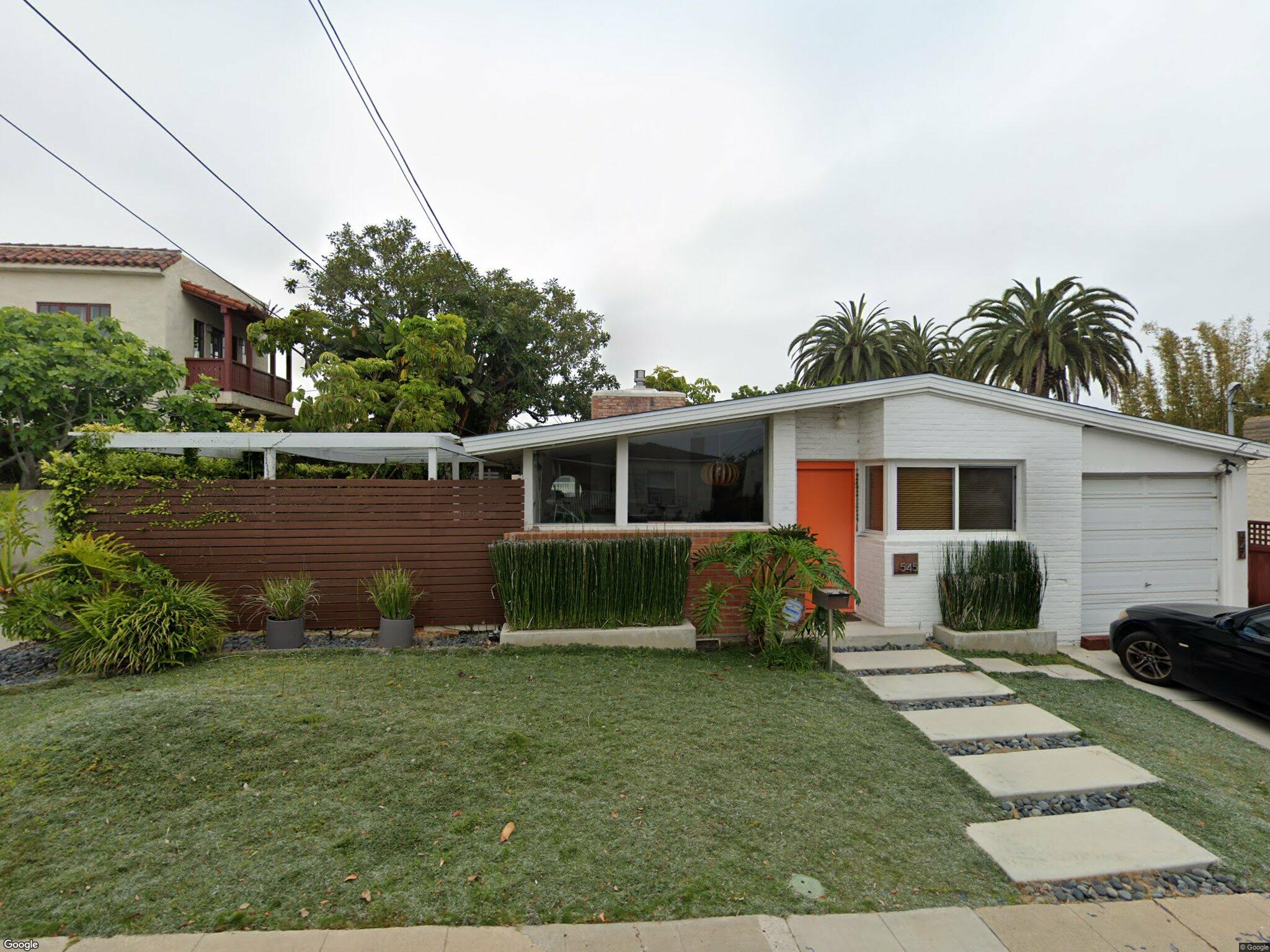 545 Rushville St La Jolla CA 92037