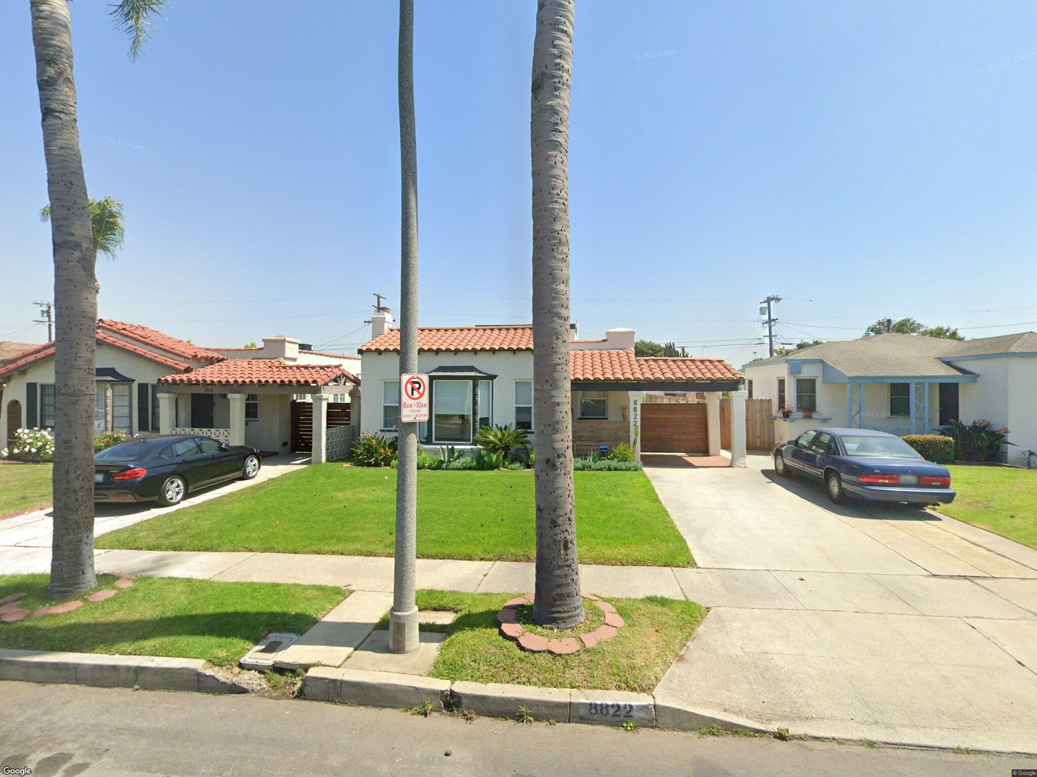 90047 Zip Code Map.8822 S Wilton Pl Los Angeles Ca 90047 Foreclosure Trulia