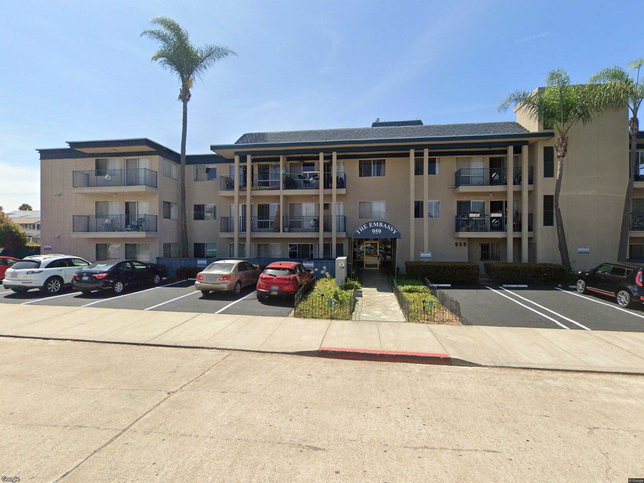 959 Felspar St San Diego CA 92109