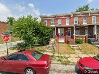1700 E 28th St, Baltimore, MD 21218
