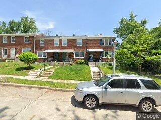 5102 Fredcrest Rd, Baltimore, MD 21229