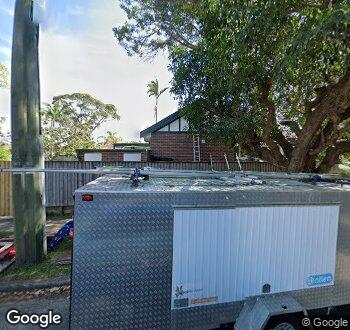 Streetview of 16 Stafford Road, Artarmon NSW 2064.