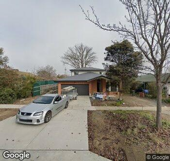 Streetview of 35 Hannan Crescent, Ainslie, ACT