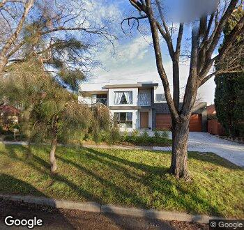 Streetview of 16 Belah Street, O'connor, ACT