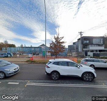 Streetview of 27 Wakefield Avenue, Dickson, ACT