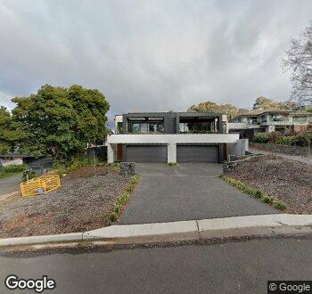 Streetview of 5 Hemmant Street, O'connor, ACT