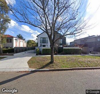 Streetview of 61 Macleay Street, Turner, ACT