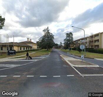 Streetview of Ainslie Avenue, Braddon, ACT