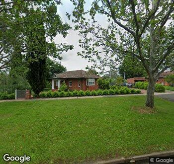 Streetview of 51 Coranderrk Street, Reid, ACT