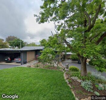 Streetview of 41 Jacka Crescent, Campbell, ACT