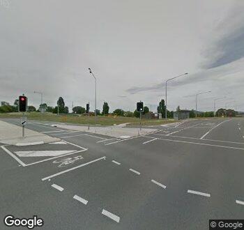 Streetview of Cnr Cotter Rd & Kirkpatrick, Weston, ACT
