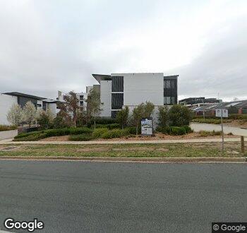 Streetview of 5 Burnie Street, Lyons, ACT