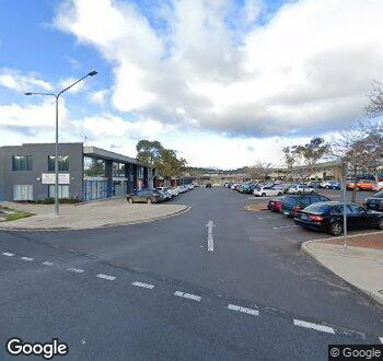 Streetview of 24 Trenerry Street, Weston, ACT