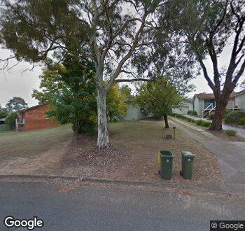 Streetview of 5 Stephens Place, Garran, ACT