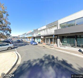 Streetview of 27 Altree Court, Phillip, ACT
