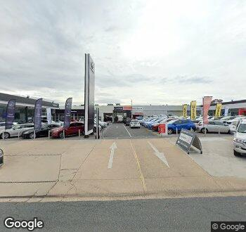 Streetview of 162 Melrose Drive, Phillip, ACT