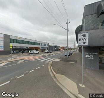 Streetview of 57 Townshend Street, Phillip, ACT