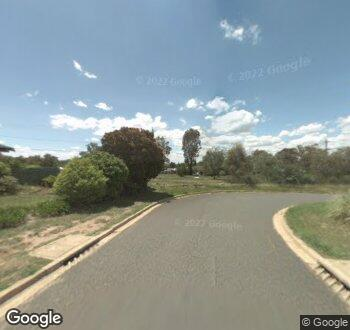 Streetview of 23 Mcnamara Street, Pearce, ACT