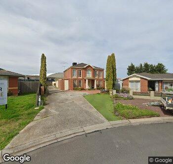Streetview of 12 Nunn Avenue Truganina VIC 3029