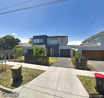 Streetview of 18 Sea Parade, Mentone, VIC