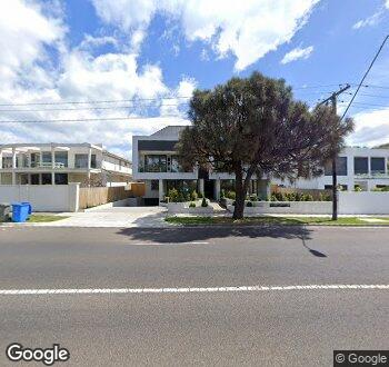 Streetview of 474 Beach Road, Beaumaris VIC 3193