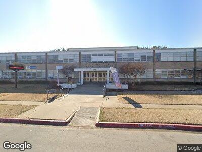 L G Pinkston High School