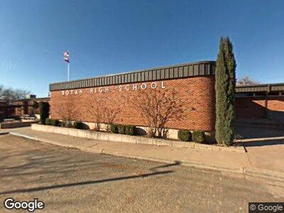 Rotan High School