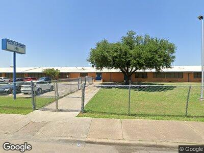 David G Burnet Elementary School