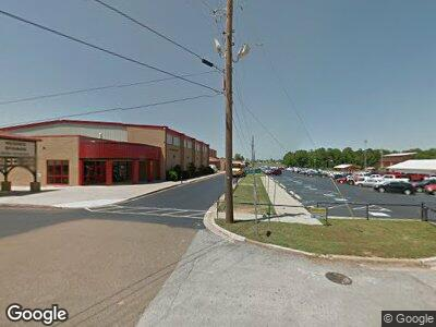 Hughes Springs Junior High School