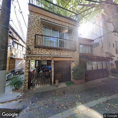 東京都豊島区雑司が谷3丁目19-3付近