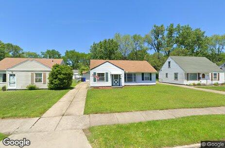 44135 Zip Code Map.15732 Mina Avenue Cleveland Oh 44135 Owner Property