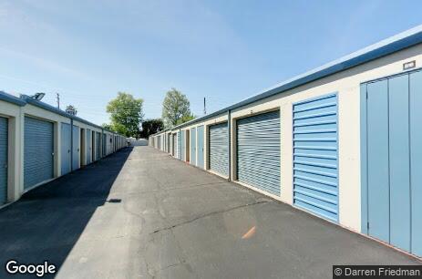 Property Photo For Golden State Storage 18832 Rayen Street Northridge Ca 91324