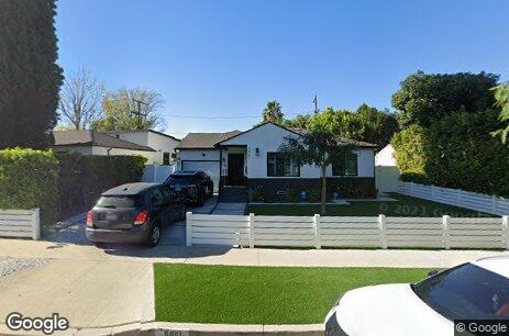Property Photo For 5851 Balcom Avenue Encino CA 91316
