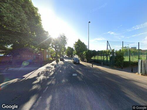 Lynton Road as seen on Google Street View