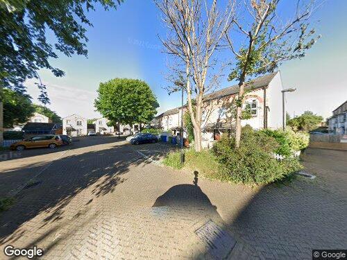 Wordsworth Road as seen on Google Street View