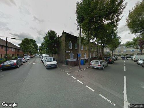 Monnow Road as seen on Google Street View